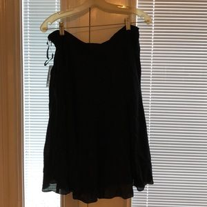 Black jones New York skirt